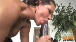 Teri Weigel wants to fuck a black man
