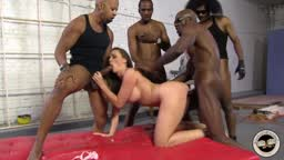 Chanel Preston  makes it with a big Cock
