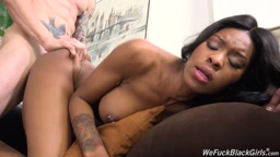 Nadia Jay has hot sex on a boat